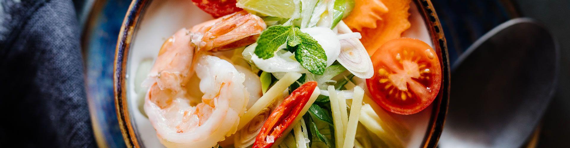 Thailändische Spezialitäten
